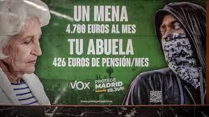 Rocío Monasterio en Telemadrid: Marlaska ampara la violencia contra Vox,  el tercer partido de España