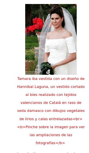 Screenshot 2021-09-15 at 09-55-56 La cantante Tamara y Daniel Roque se casaron en Sevilla.png