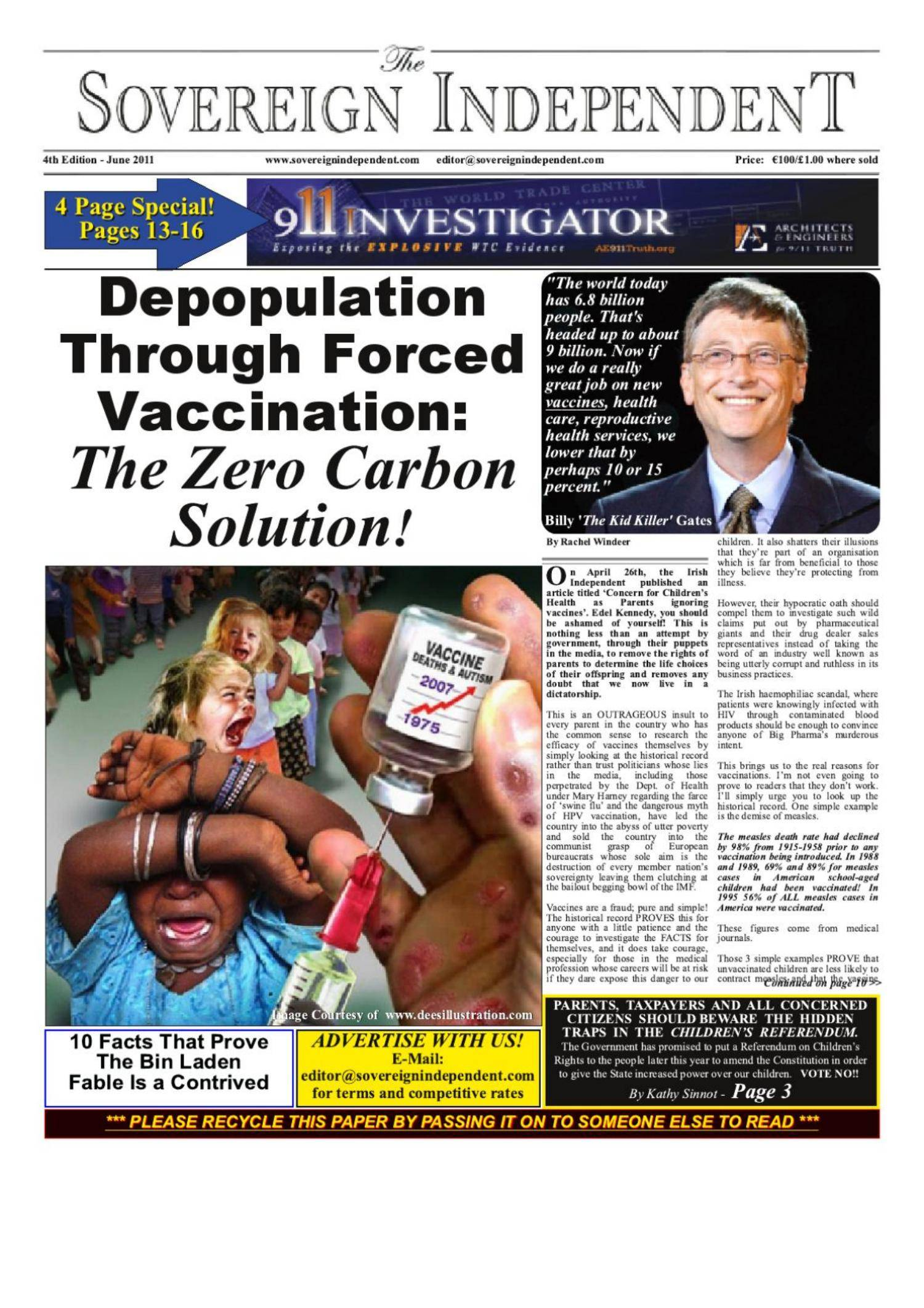 The Sovereign Independent - June 2011 (4th Edition).jpg